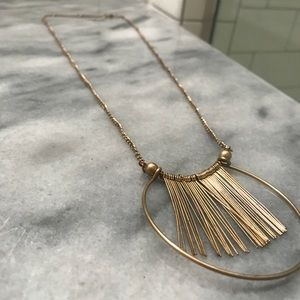 Madewell Pendant Necklace